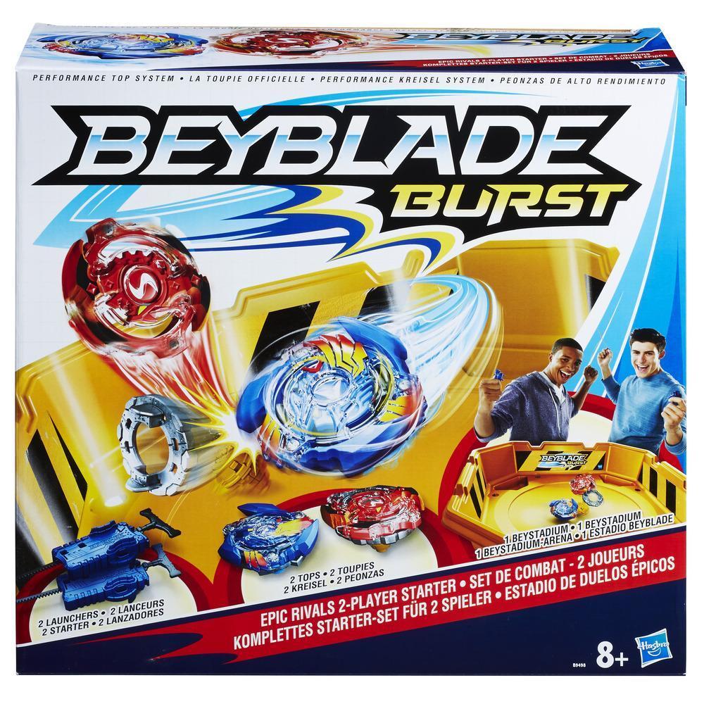 Beyblade Burst Epic Rivals Battle Set