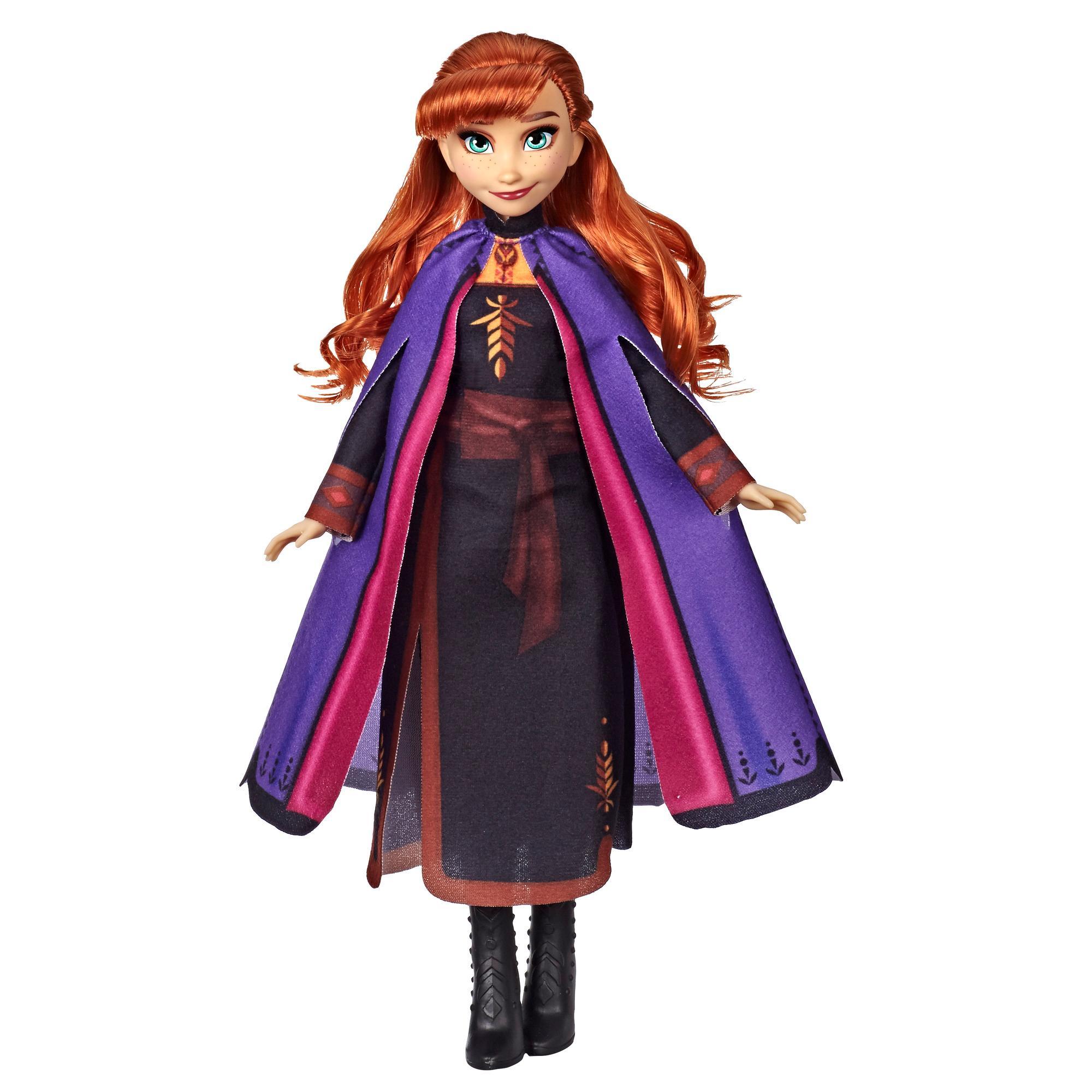 Frozen 2, Άννα - Κούκλα