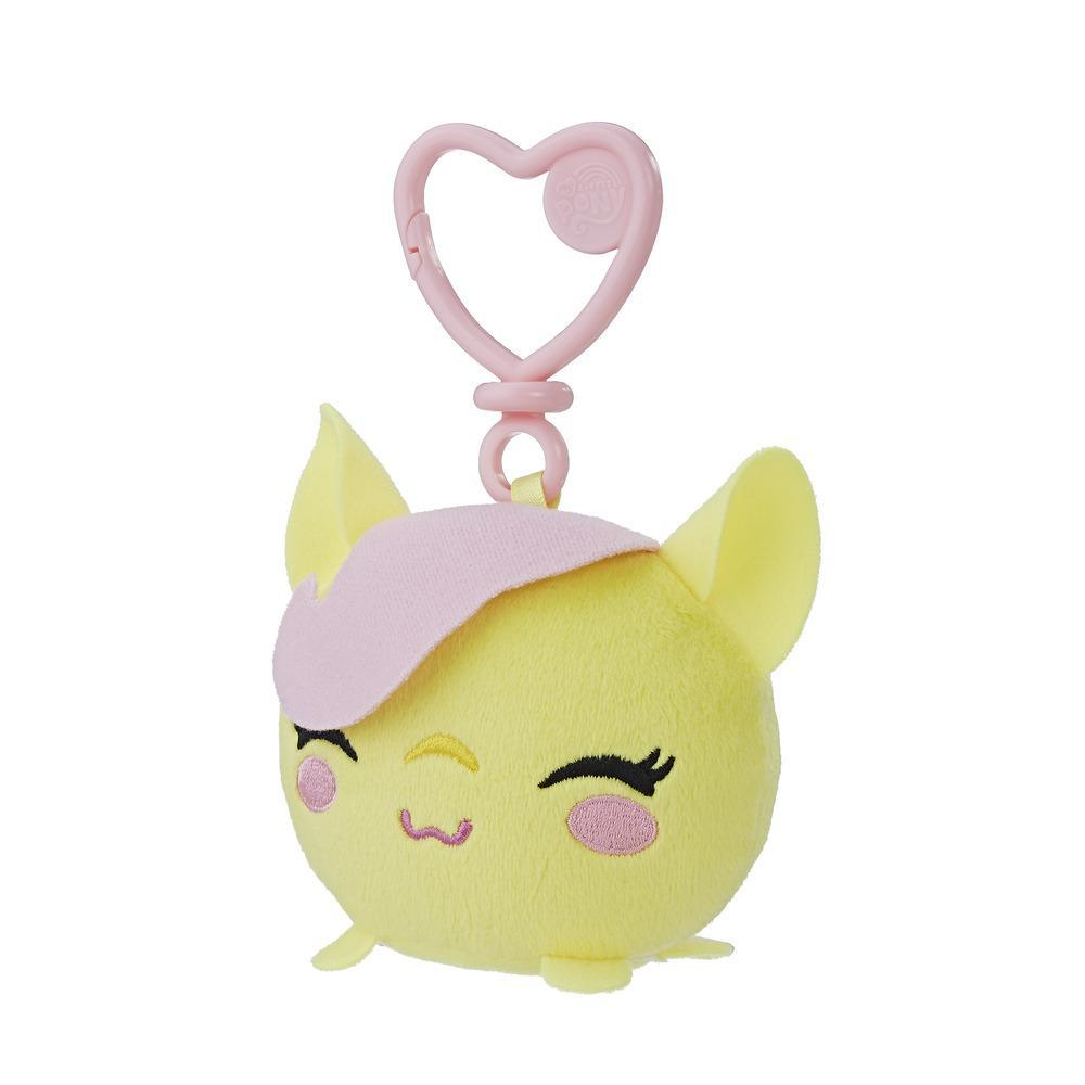 My Little Pony: The Movie Fluttershy Clip Plush