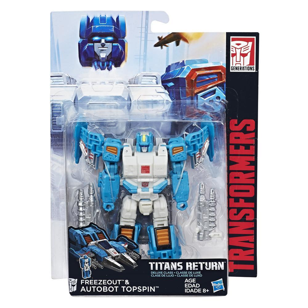 TRA GEN DELUXE TOPSPIN
