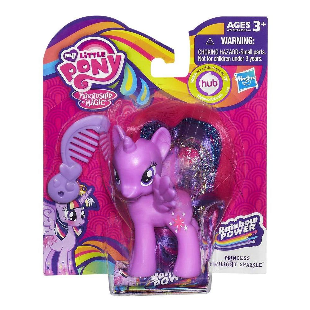 My Little Pony Rainbow Power Princess Twilight Sparkle