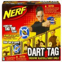 NERF - DART TAG STRIKE FIRE & ??????