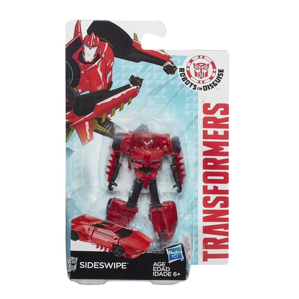 Transformers Robots in Disguise Legion Sideswipe