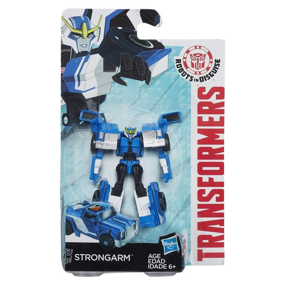 Transformers Robots in Disguise Legion Strongarm