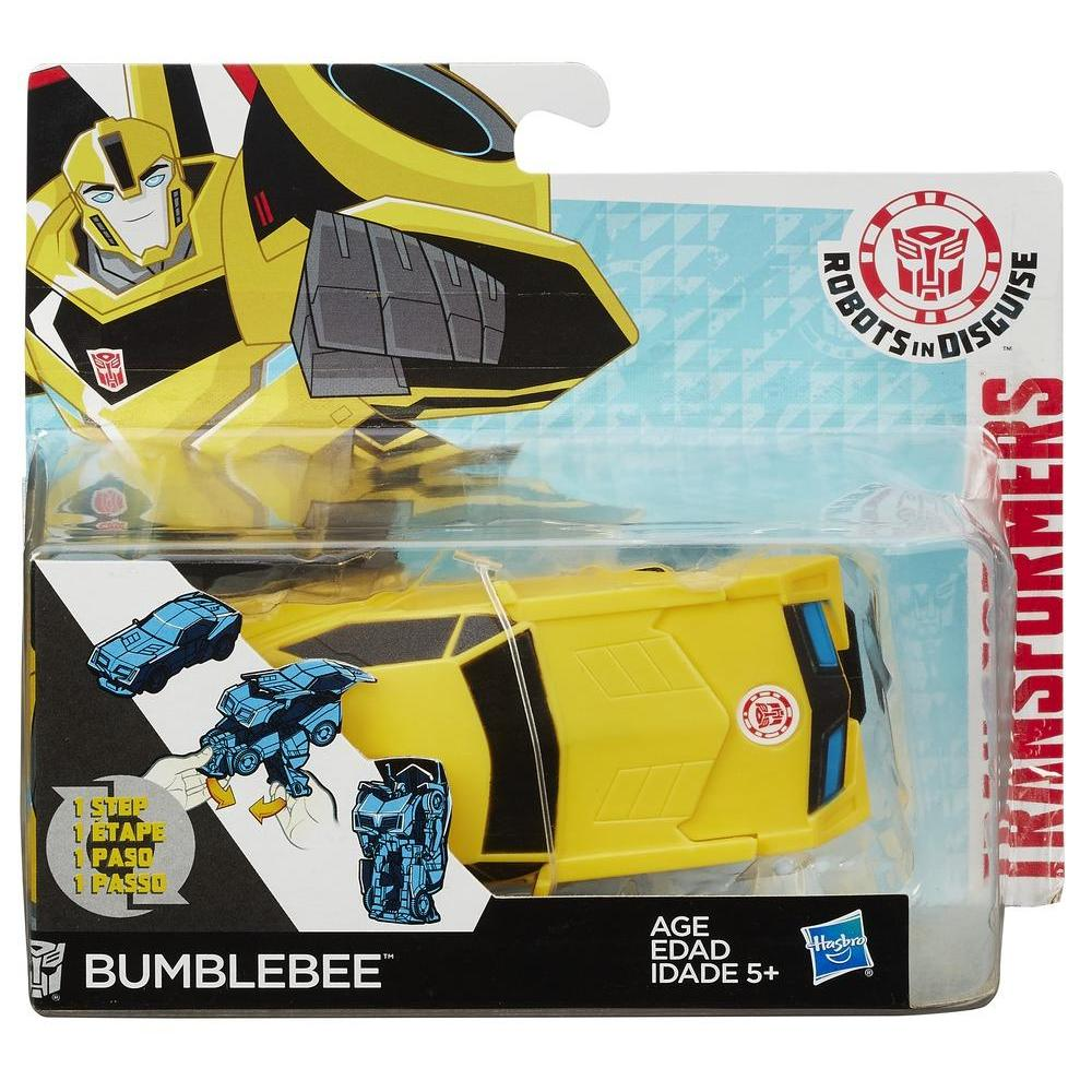 Transformers Robots in Disguise One-Step Warriors Bumblebee