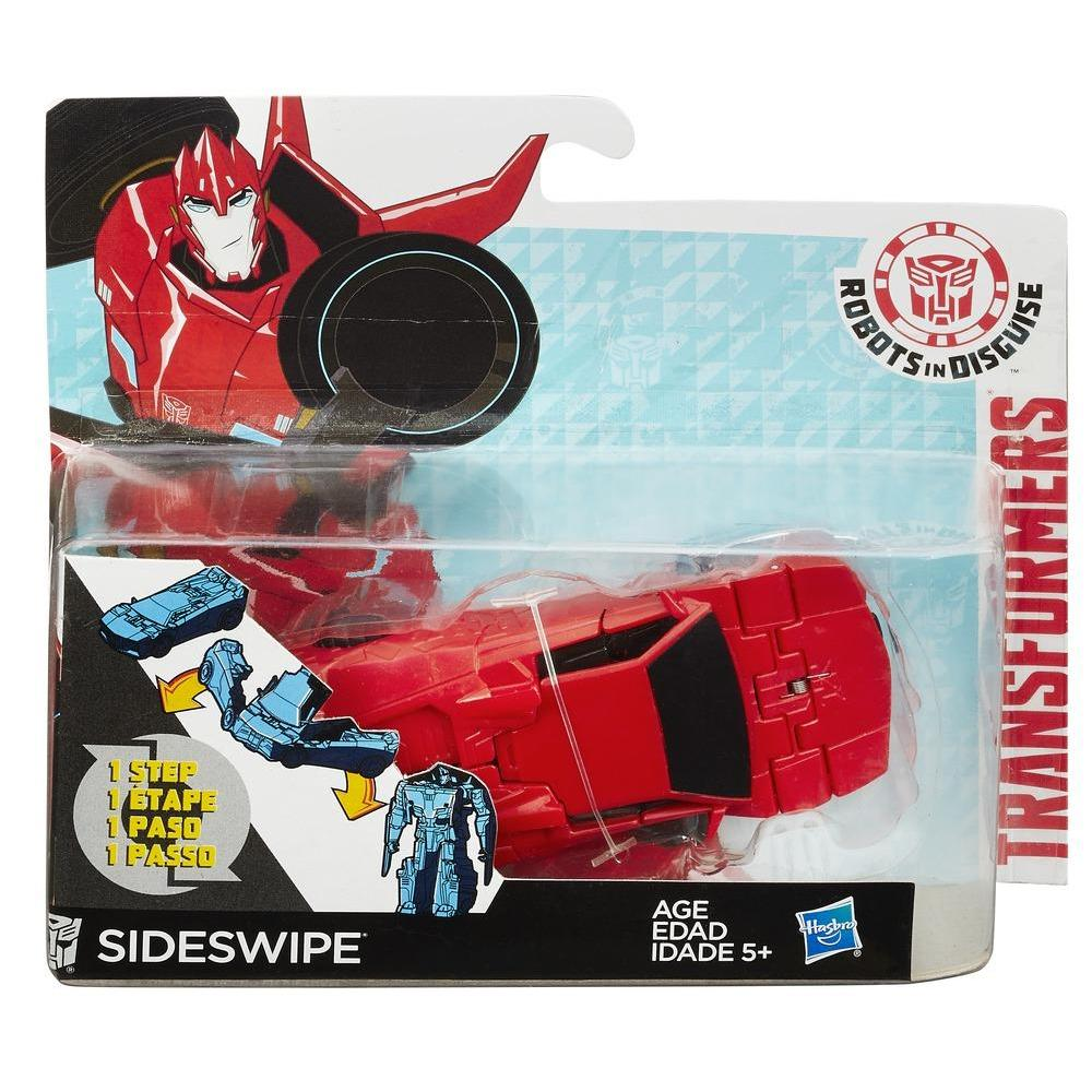 Transformers Robots in Disguise One-Step Warriors Sideswipe
