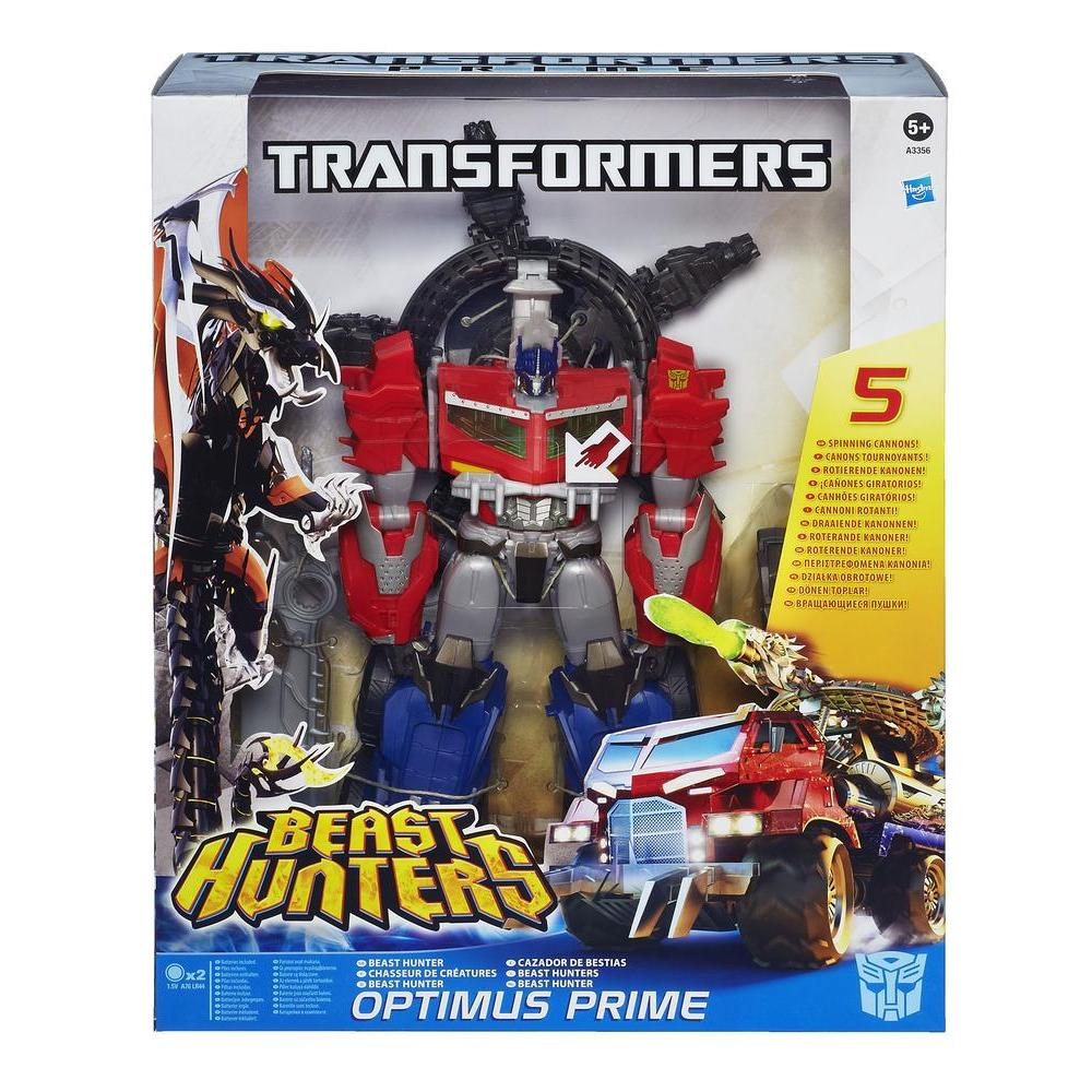 TRANSFORMERS PRIME BEAST HUNTER OPTIMUS PRIME