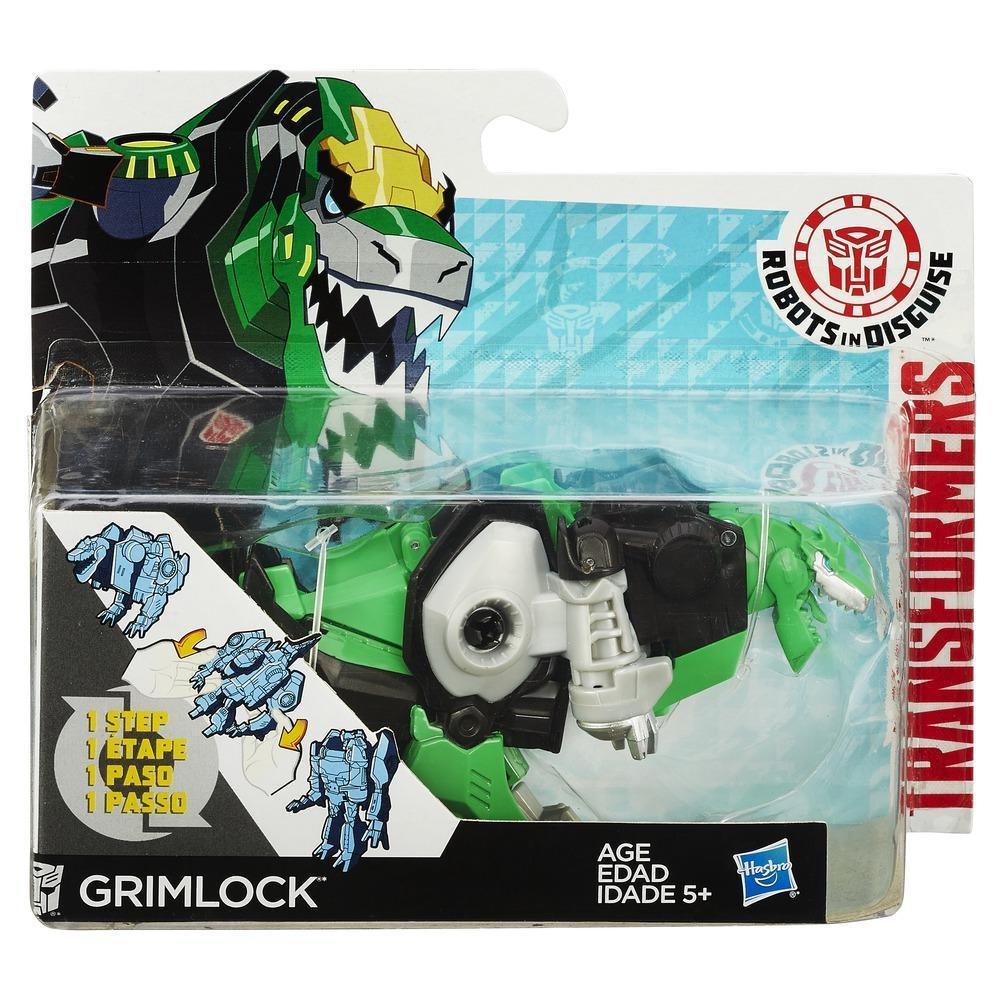 Transformers Robots in Disguise One-Step Warriors Grimlock