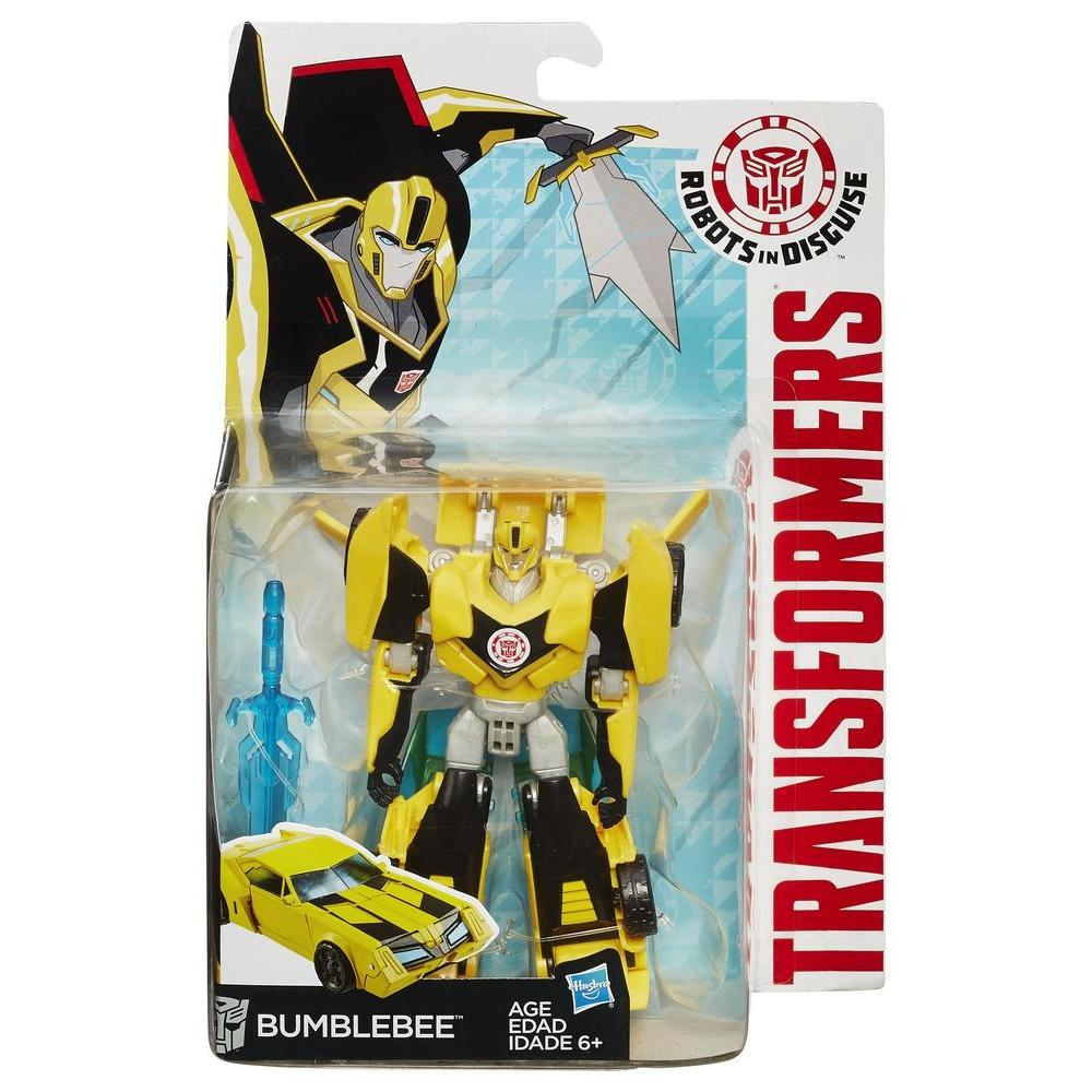 Transformers Robots in Disguise Warrior Bumblebee