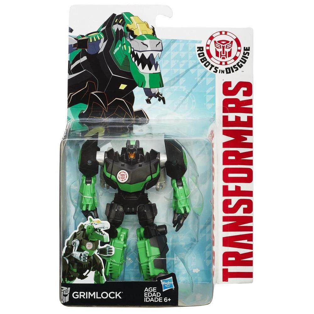 Transformers Robots in Disguise Warrior Grimlock