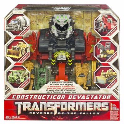 TRANSFORMERS - MOVIE 2 SUPREME COMBINER DEVASTATOR