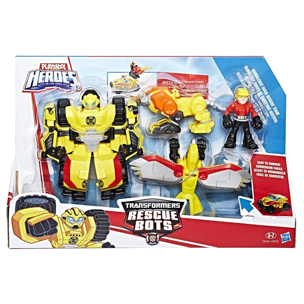 TRA RBT BUMBLEBEE RESCUE TEAM