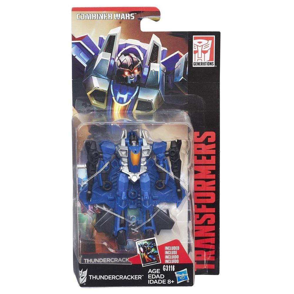 Transformers Generations Legends Thundercracker