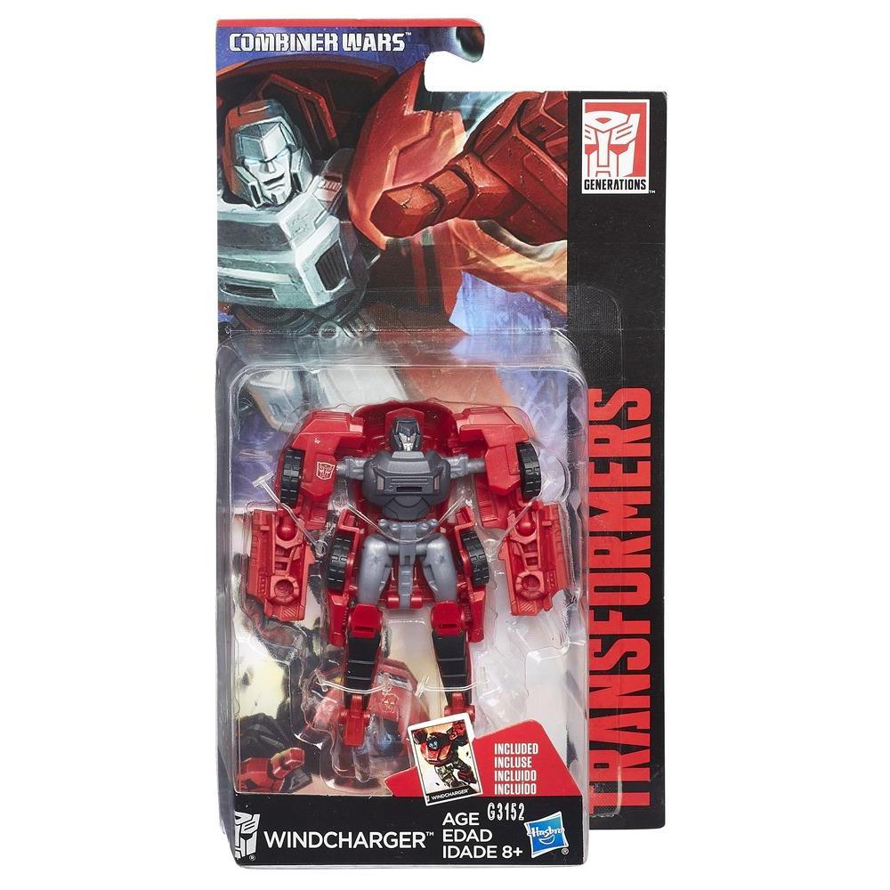 Transformers Generations Legends Windcharger