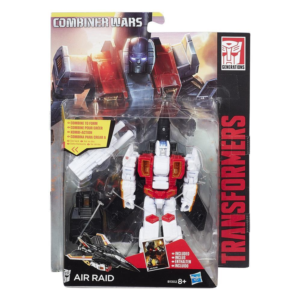 Transformers Generations Combiner Wars Deluxe Air Raid