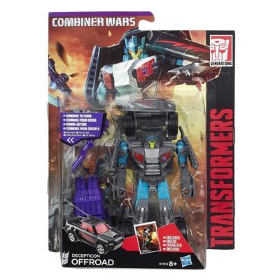 Transformers Generations Combiner Wars Deluxe Decepticon Offroad