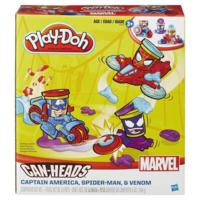 PLAY-DOH  MARVEL VEHICLE PACK
