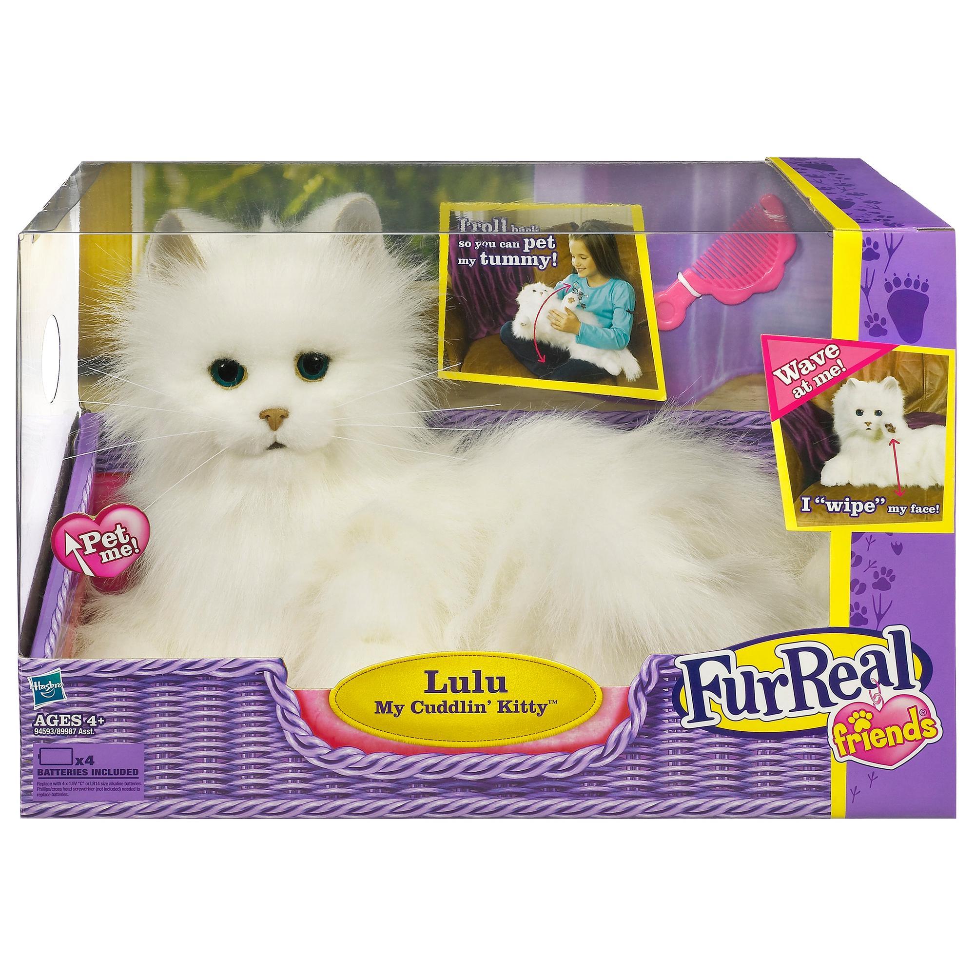 FURREAL FRIENDS Lulu My Cuddlin' Kitty