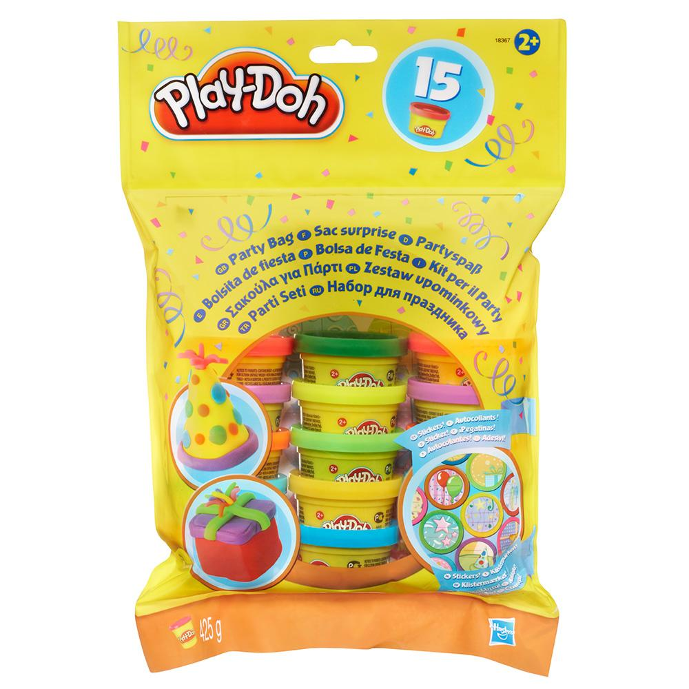 PLAY-DOH SAKOULAKI – COUNT BAG