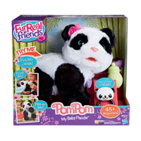 FurReal Friends Pom Pom, My Baby Panda Pet