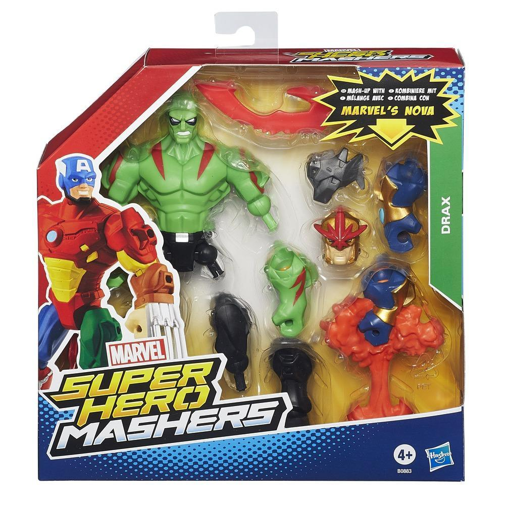 Μarvel Super Hero Mashers Drax Φιγούρα