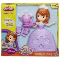Play-Doh Disney Πριγκίπισσα Σοφία Πάρτι για Τσάι