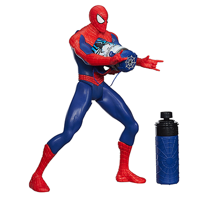 Marvel The Amazing Spider-Man 2 Web-Slinging Spider-Man Figure