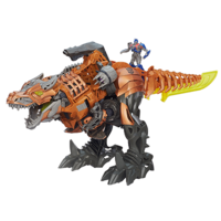 Transformers4 Chomp and Stomp Grimlock