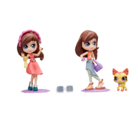 Littlest Pet Shop Blythe Style Trendy Set