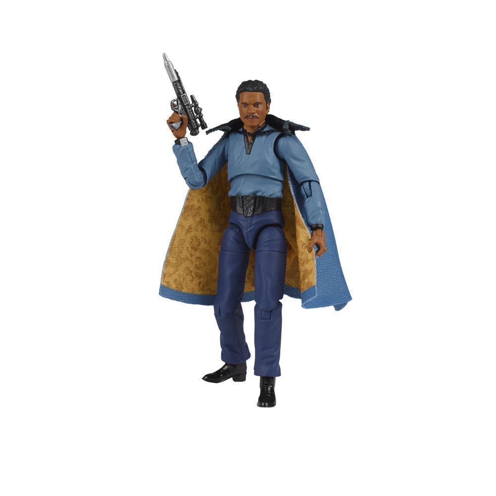 Star Wars The Vintage Collection Lando Calrissian Toy, 3.75-Inch-Scale Star Wars: The Empire Strikes Back Action Figure