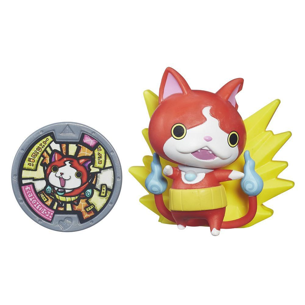 Yo kai watch medal moments jibanyan yokai for Decoration yo kai watch