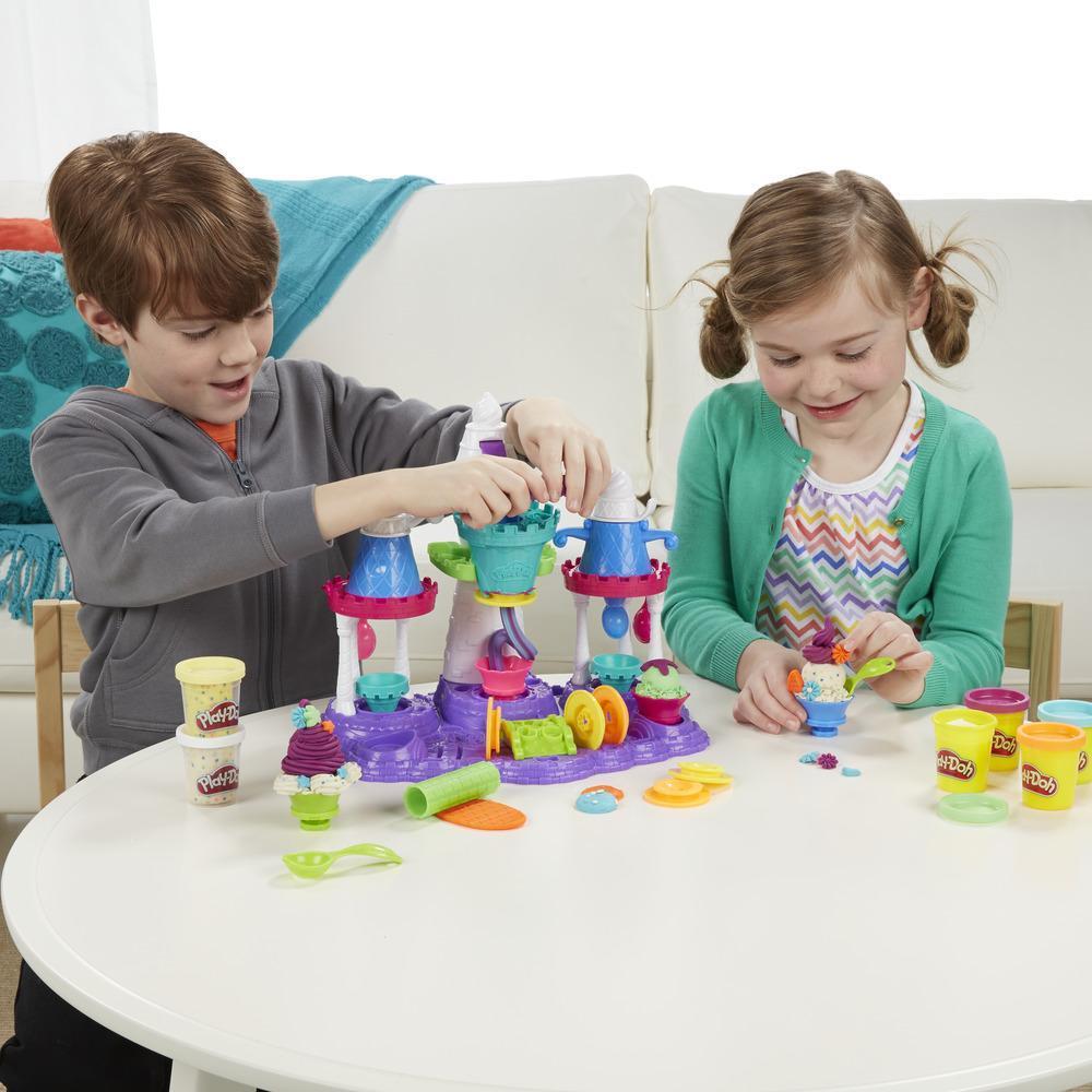 Play-Doh  Ice Cream Castle