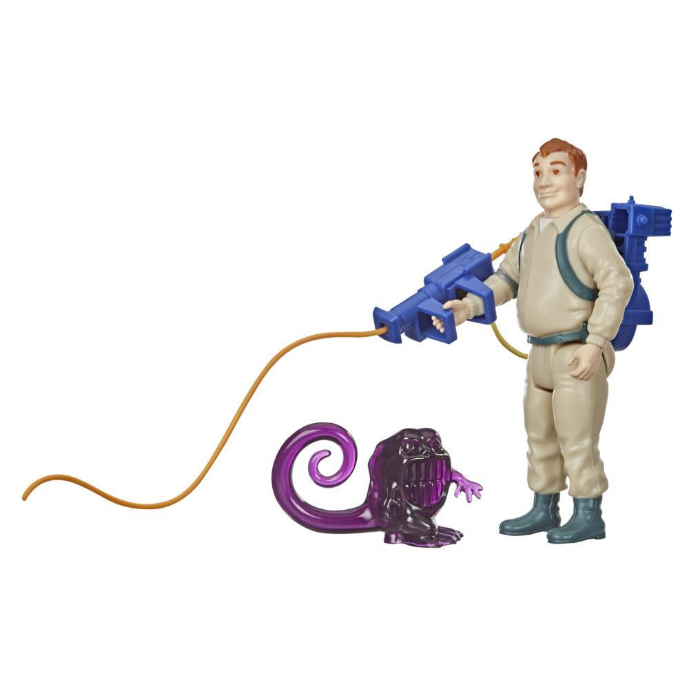 Ghostbusters Kenner Classics Ray Stantz and Wrapper Ghost Retro Action Figures with Proton Pack and Accessories