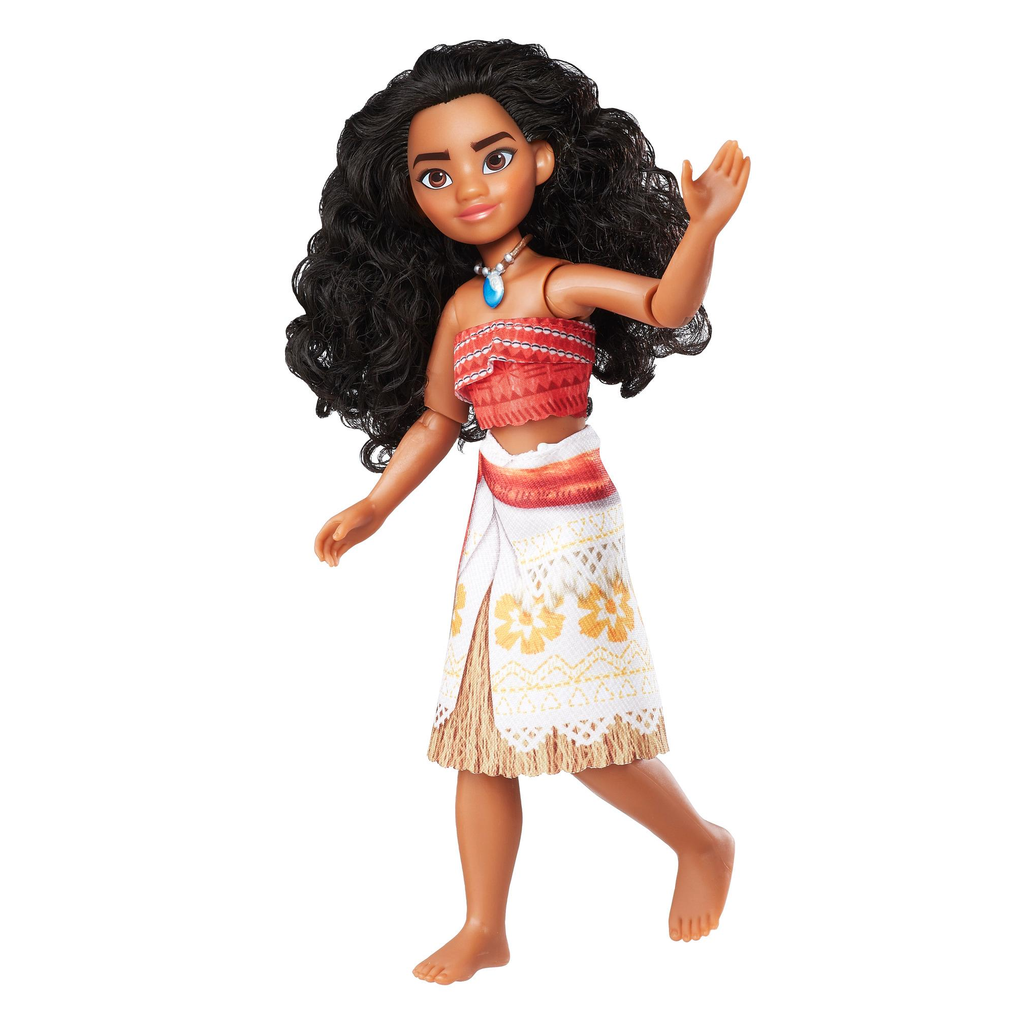 Disney Moana of Oceania Adventure Doll