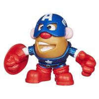 Playskool Mr. Potato Head Marvel Mixable Mashable Heroes as Captain America Set