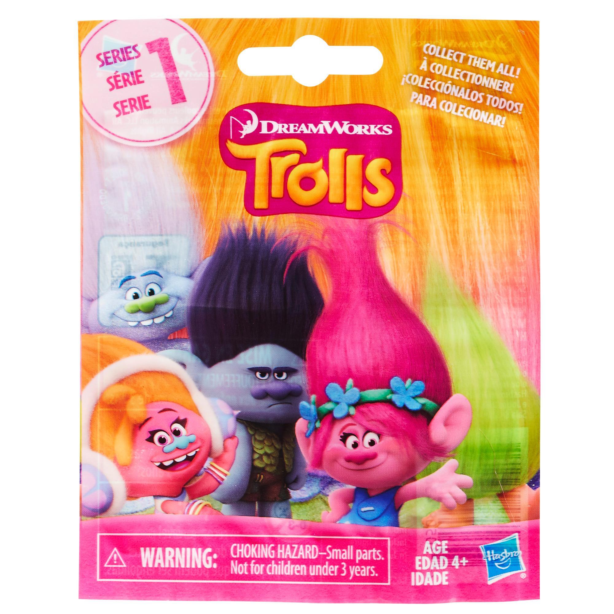 DreamWorks Trolls Surprise Mini Figure Series 1