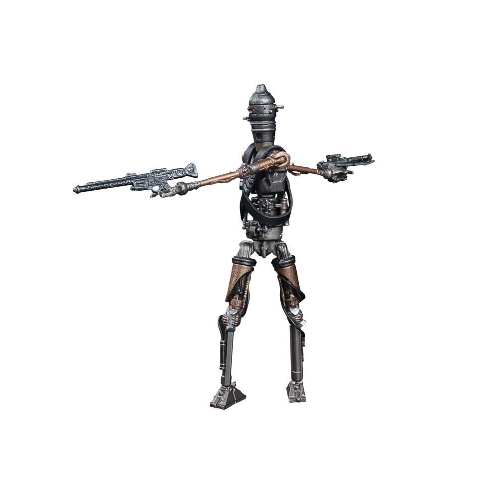Star Wars The Vintage Collection IG-11 Toy, 3.75-Inch-Scale The Mandalorian Action Figure, Toys for Kids Ages 4 and Up