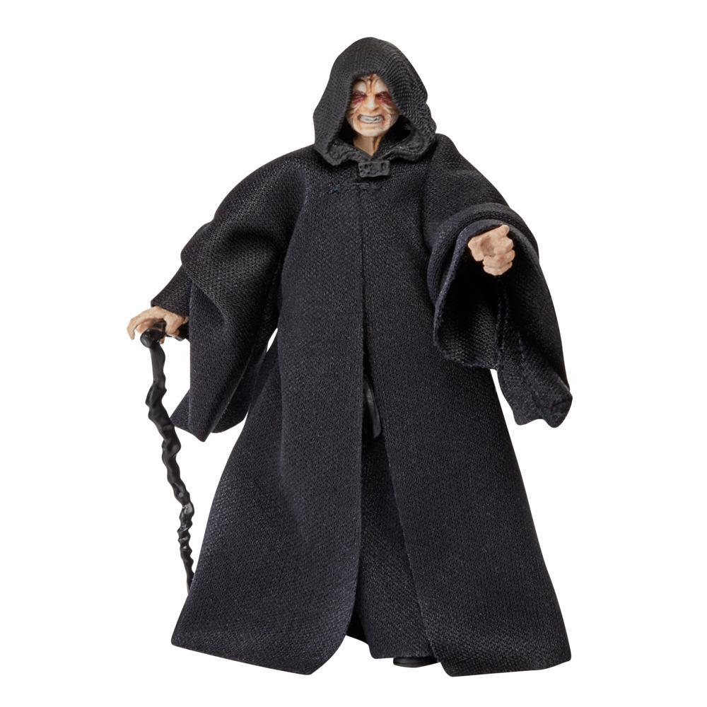 Star Wars The Vintage Collection The Emperor 3.75-Inch-Scale Star Wars: Return of the Jedi Figure for Kids Ages 4 and Up