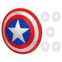 MARVEL THE AVENGERS Comic Series CAPTAIN AMERICA Attack Shield