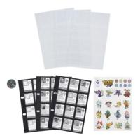 YoKai Medallium Collection Book Pages