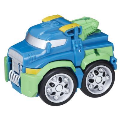 Playskool Heroes Transformers Rescue Bots Flip Racers Hoist the Tow-Bot