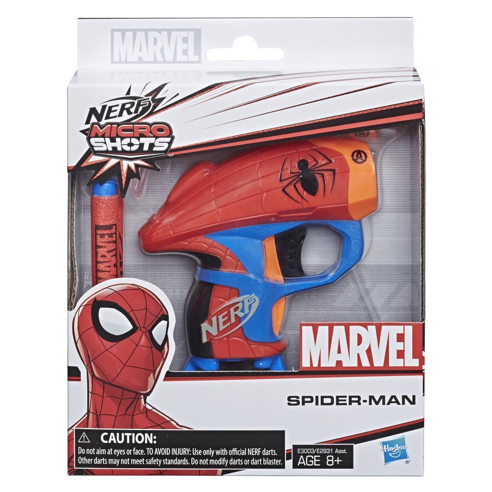 Nerf MicroShots Marvel Spider-Man