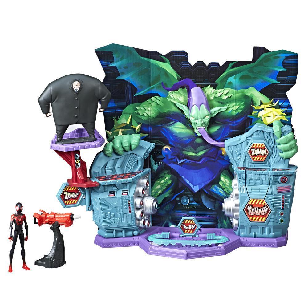 Spider-Man: Into the Spider-Verse Super Collider Playset