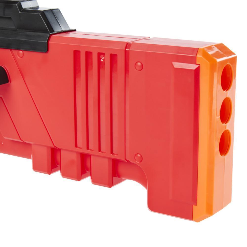 Nerf Roblox MM2: Shark Seeker Dart Blaster, 3 Nerf Mega Darts, Code To Unlock In-Game Virtual Item