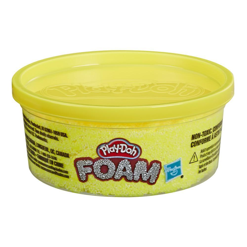 Play-Doh Foam Yellow Single Can