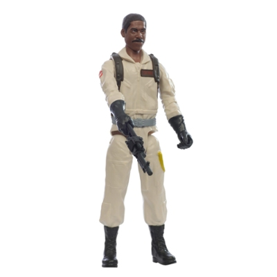 Ghostbusters Winston Zeddemore Toy 12-Inch-Scale Collectible Classic 1984 Ghostbusters Figure, for Kids Ages 4 and Up