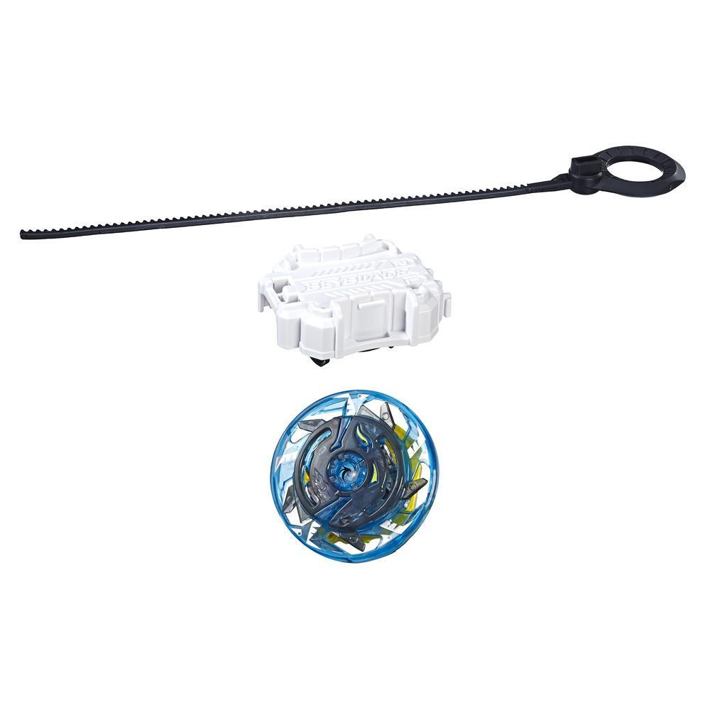 Beyblade Burst Turbo SwitchStrike Garuda G3 Starter Pack – Battling Top and Right/Left-Spin Launcher, Age 8+