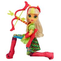 My Little Pony Equestria Girls Applejack Sporty Style Archery Doll