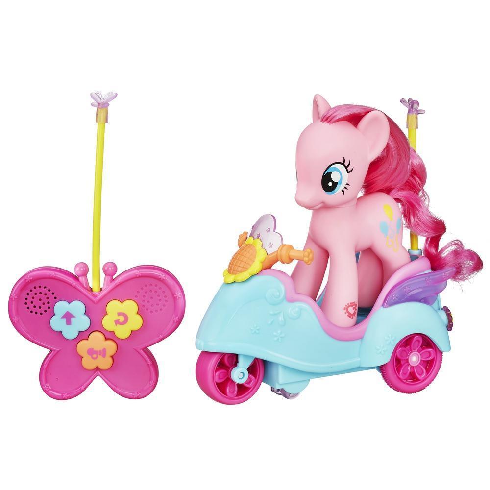 My Little Pony Pinkie Pie Remote Control Scooter