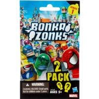 BONKAZONKS MARVEL SERIES 1 2-PACK (Blind Bag)